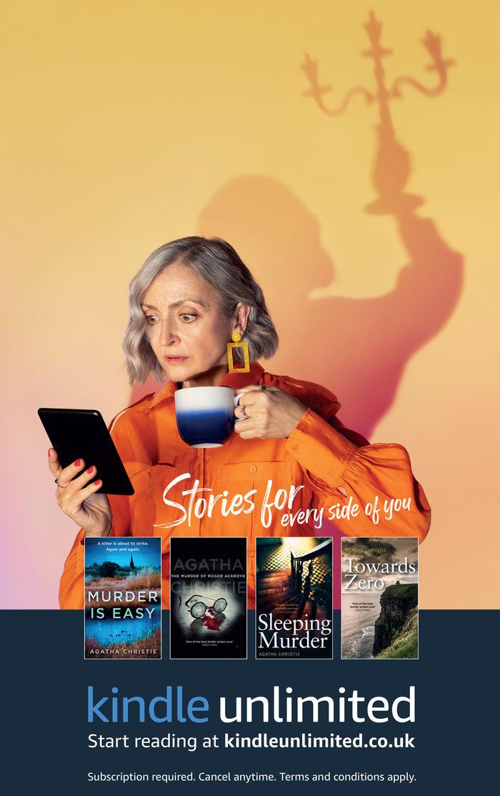 ILKA & FRANZ for Amazon Kindle