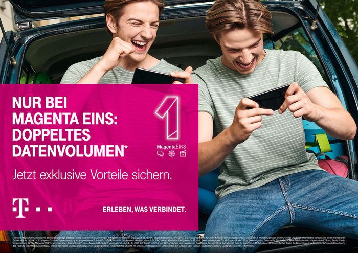 EMEIS DEUBEL: Mat Neidhardt for Telekom Magenta 1
