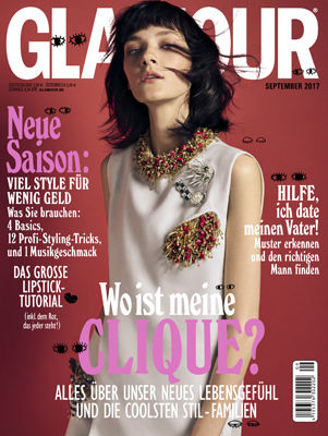 CLAAS CROPP CREATIVE PRODUCTIONS for GLAMOUR