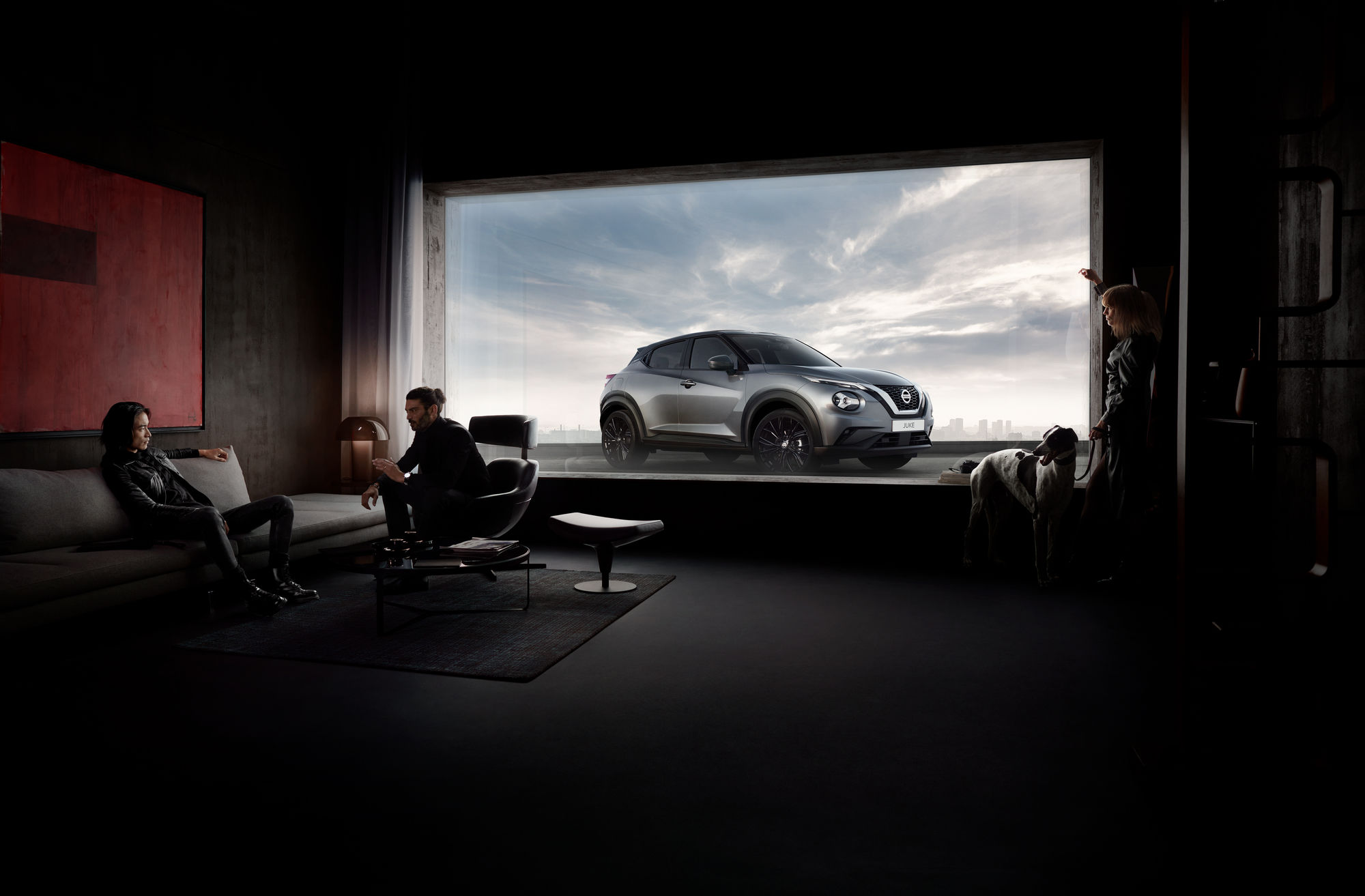 Nissan Juke Enigma by Continental Productions