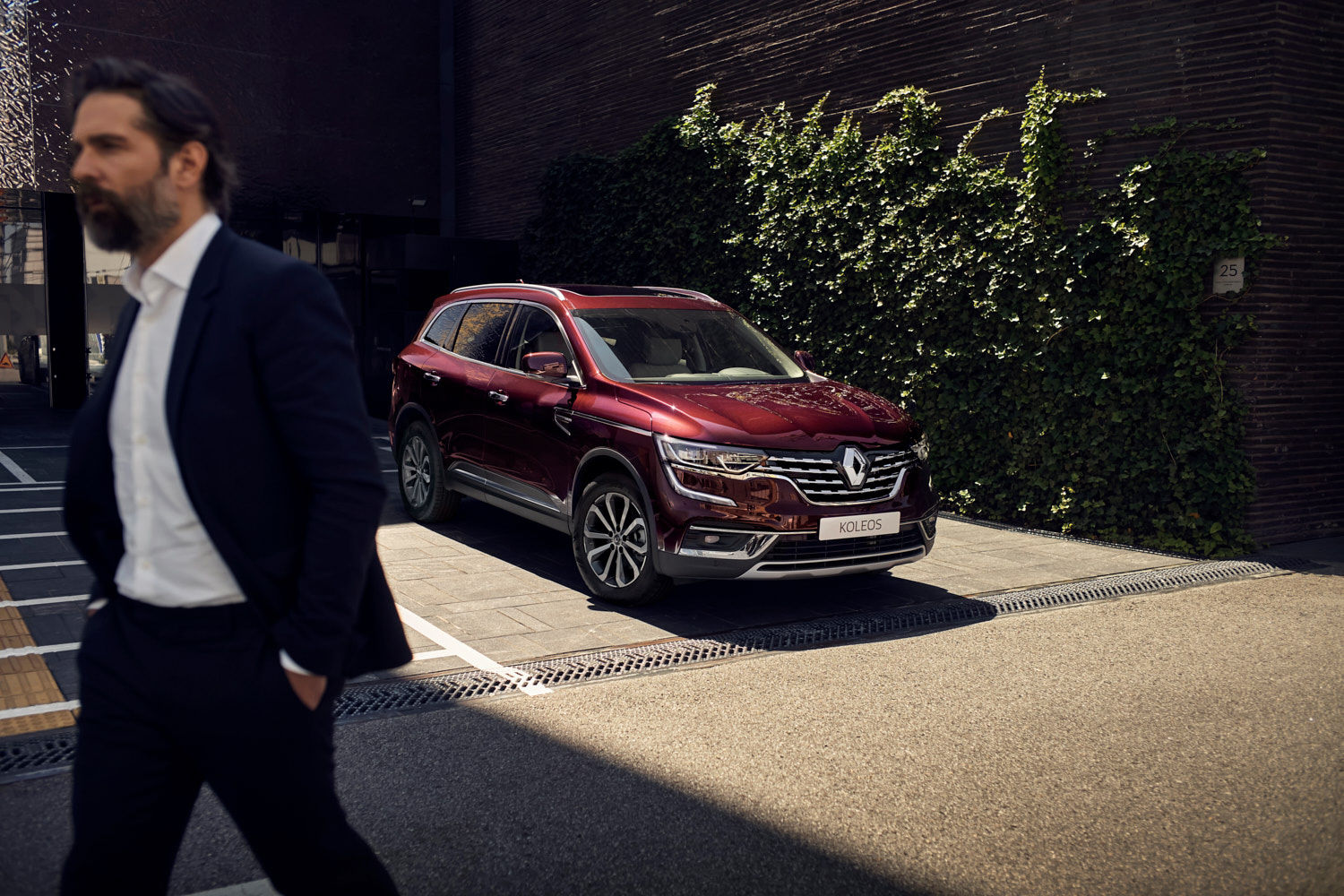 Andreas Hempel for Renault Koleos