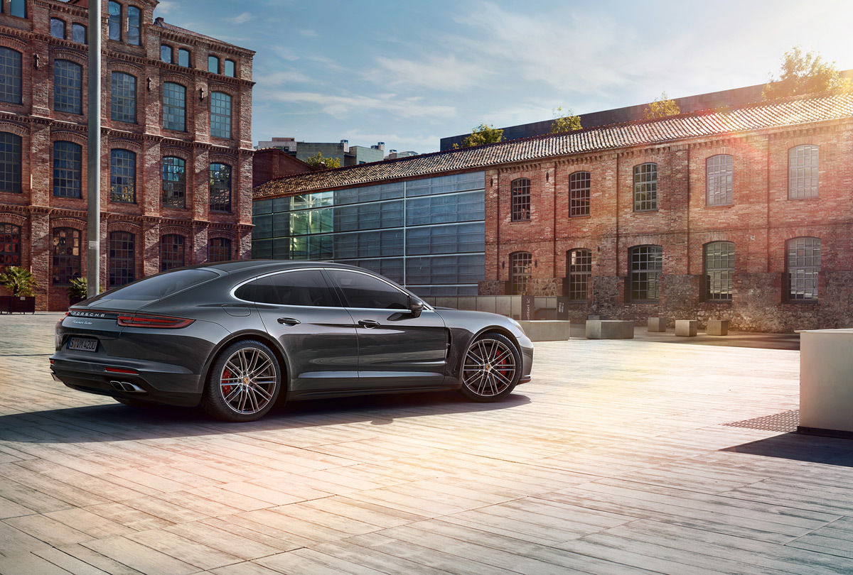 IMAGE NATION S.L. for Porsche Panamera