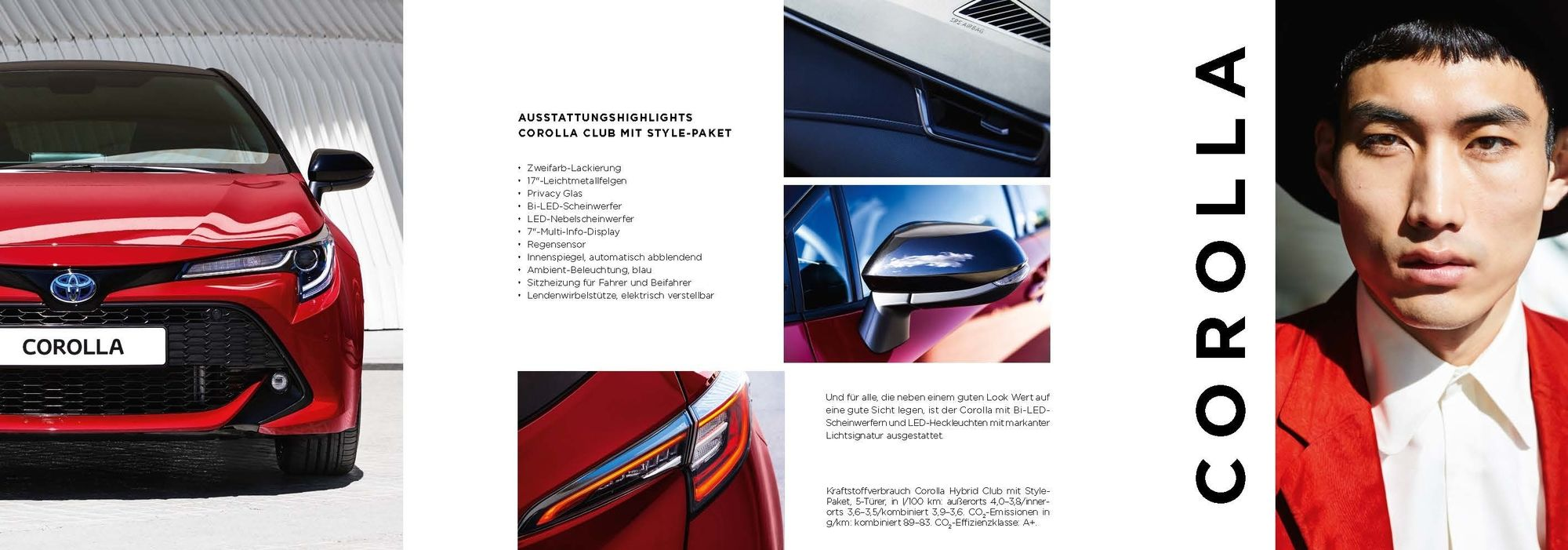 'Drive the Style' Toyota Style Selection by The&Partnership