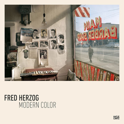 Fred Herzog - 'Modern Color'