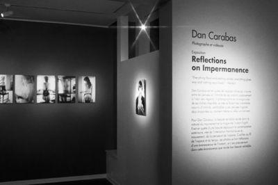 DAN CARABAS - Reflections On Impermanence - EXHIBITION