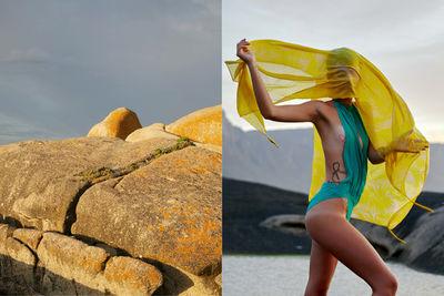 NINA KLEIN - Stylist Mascha Möller - Hair & Make up Sabine Högerl - Alex Trommlitz - The Glen