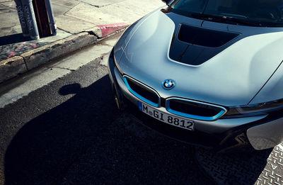 Andreas Hempel BMW I8