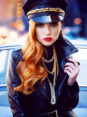 Natalya Piro for Vogue Mexico & Latin America shot by Enrique Vega