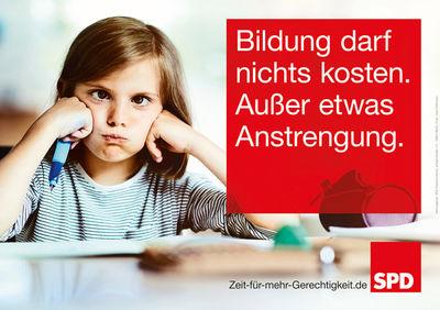 CLAAS CROPP CREATIVE PRODUCTIONS: UWE DÜTTMANN FOR SPD