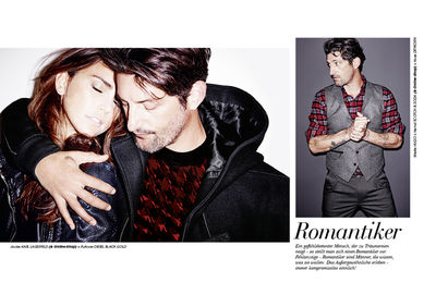 THEO WORMLAND H/W magazine 2015/16