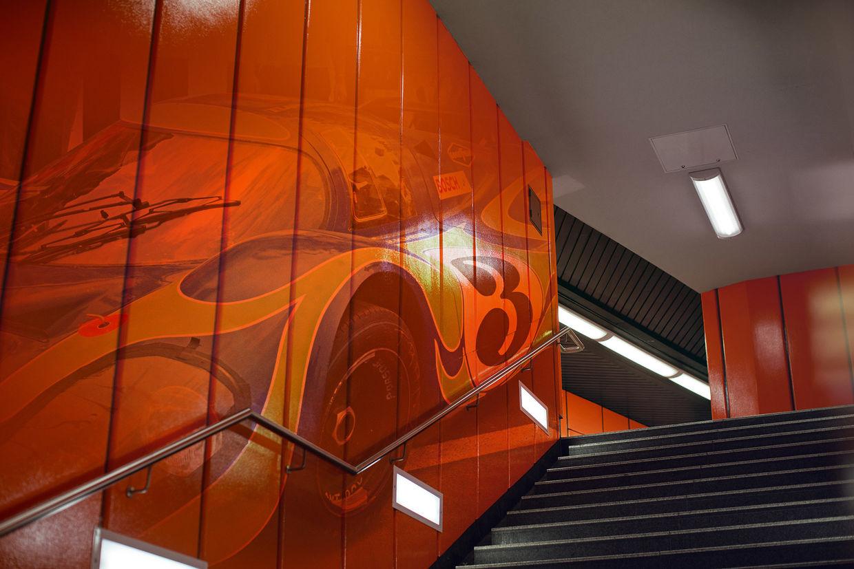 MERTSTUDIO - MARTINI RACING | REPRESENTED BY BANRAP | CLIENT - PORSCHE DRIVERS SELECTION | AGENCY - KEKO GMBH
