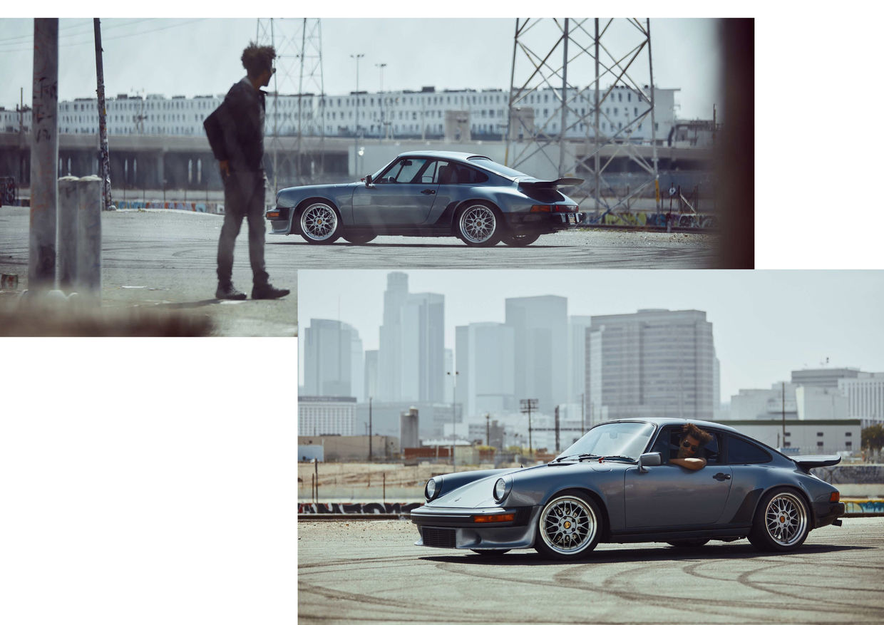 WE! SHOOT IT, California Dreamin´by Michael Compensis & Thomas von Salomon, shot in LA