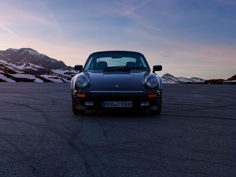 CHRISTOF SCHMIDT - Porsche 930 Turbo