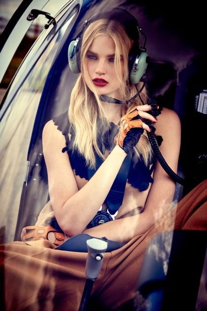 ESTHER HAASE for Madame