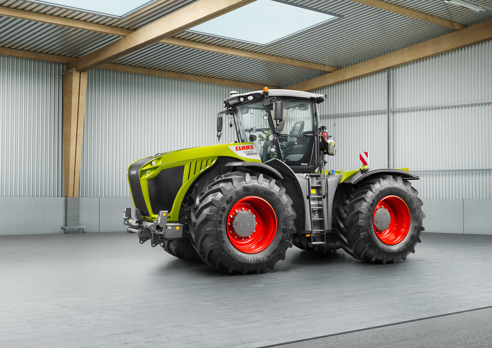 CLAAS Productshots by Stephan Bayer