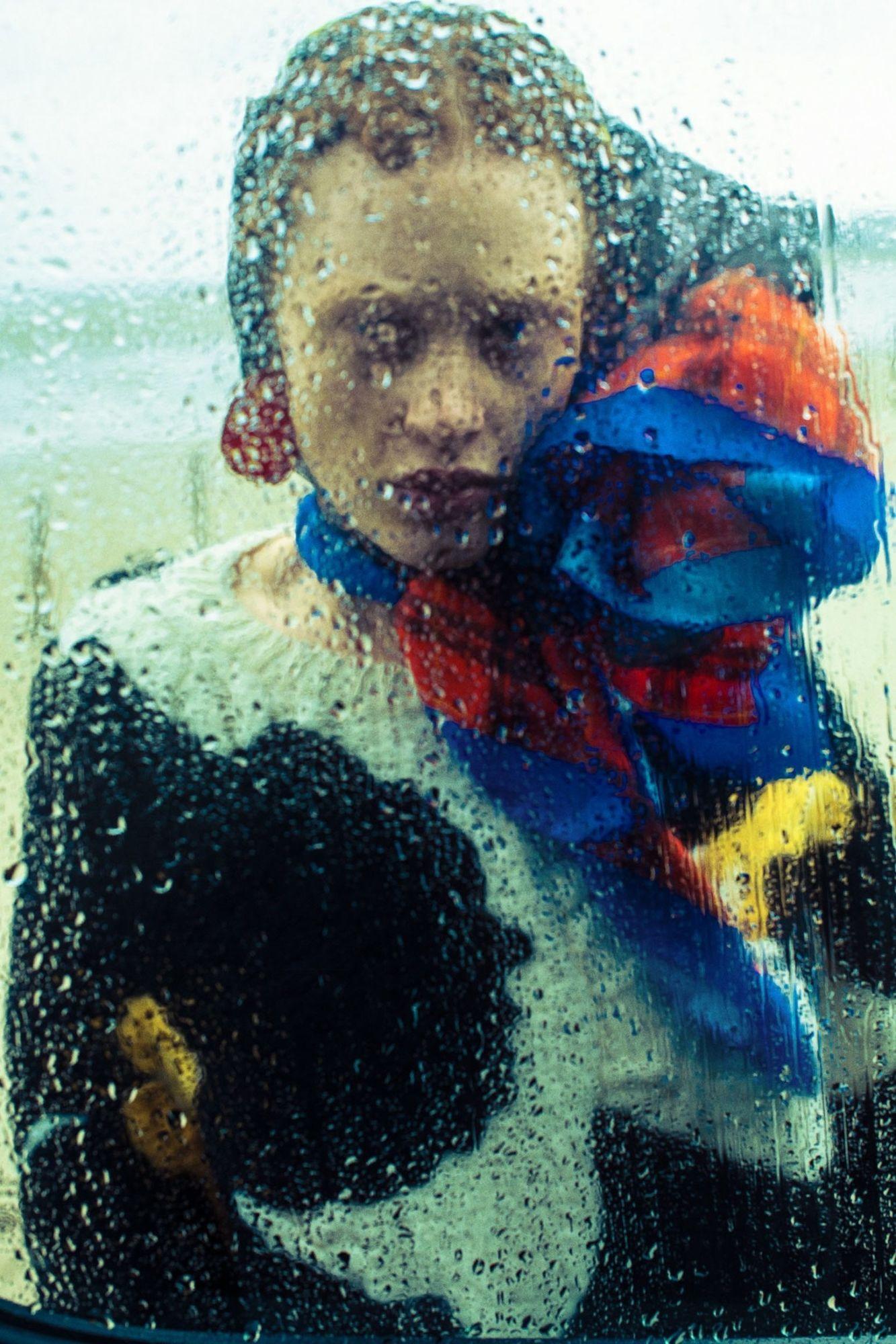 LIGANORD ARTISTS BIRGIT SCHLOTTERBECK / STYLING & PEGGY KURKA / HAIR MAKE-UP