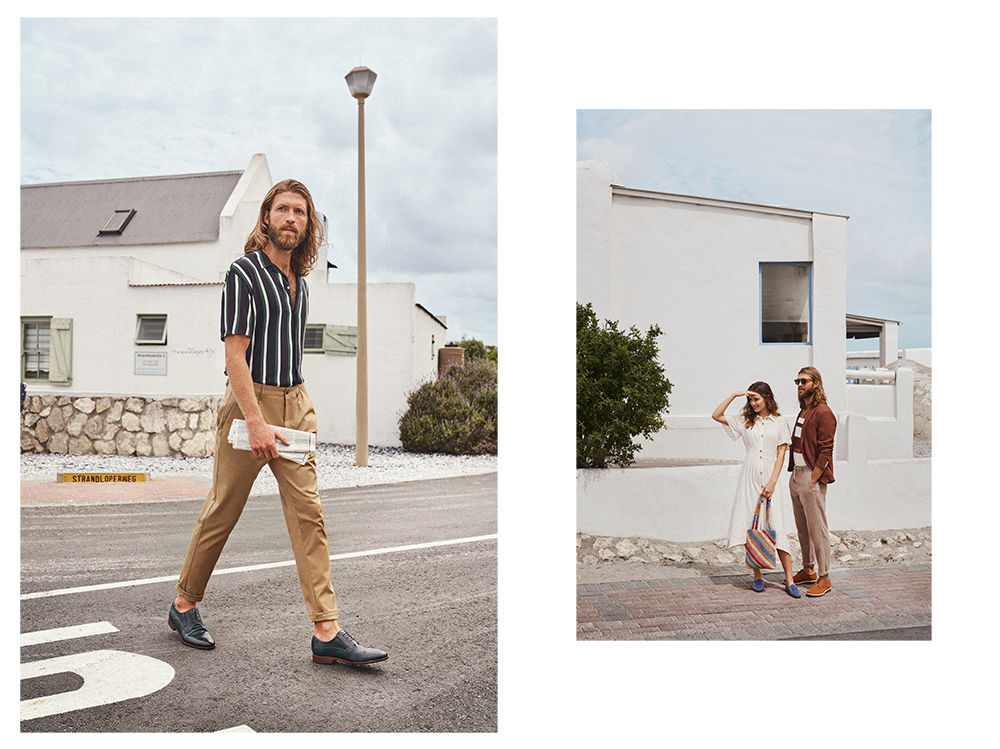ROCKENFELLER & GöBELS: SIOUX SPRING/SUMMER 20 COLLECTION BY STEPHAN GLATHE
