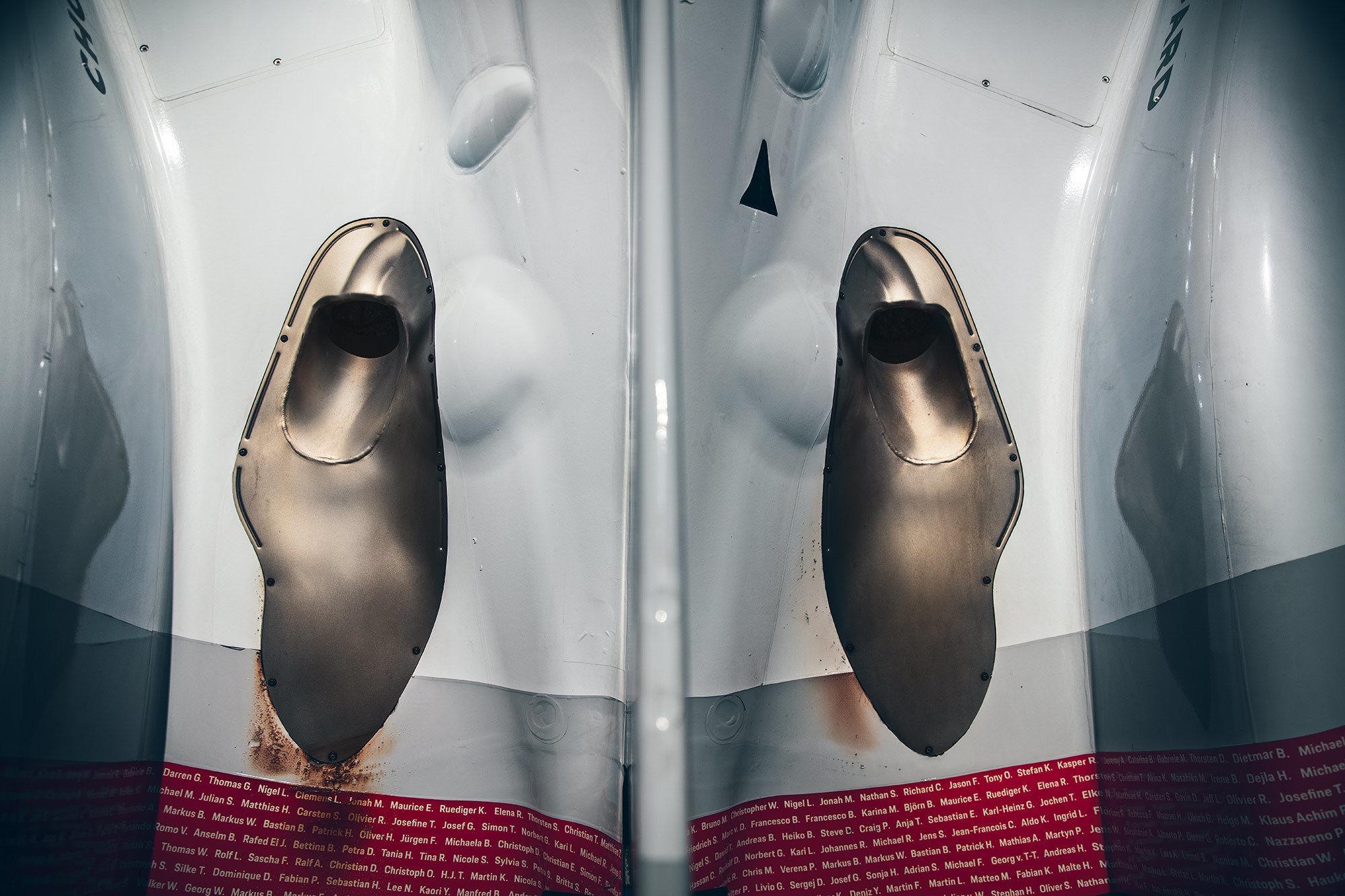 THOMAS SCHORN - PORSCHE 919 HYBRID EVO / REPRESENTED BY BANRAP / CLIENT - PORSCHE / AGENCY - KEMPER KOMMUNIKATION