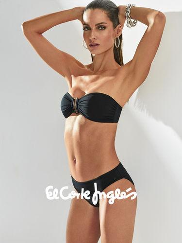 EL CORTE INGLÉS ENFÁSIS BLACK SS17 by HUNTER & GATTI