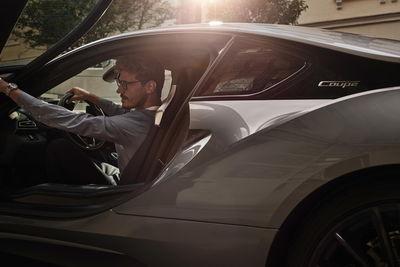 SONDA PRODUCTIONS: Jeff Ludes for BMW i8