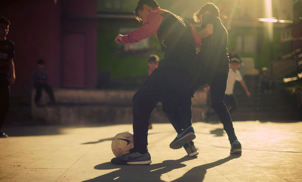 Nike Turkey Street Football by The Wade Brothers c/o MAKING PICTURES