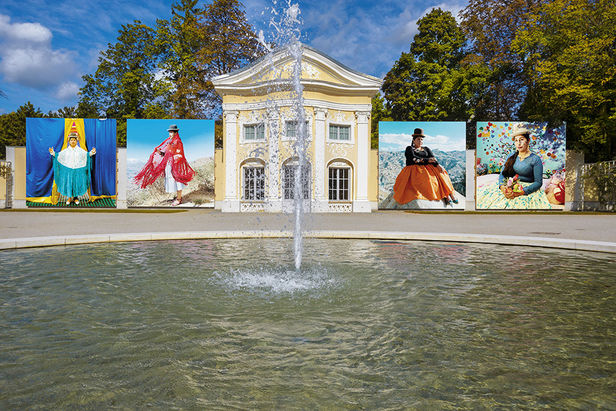 "EDITION LAMMERHUBER presents Festival La Gacilly-Baden Photo 2021 ""VIVA LATINA!"""
