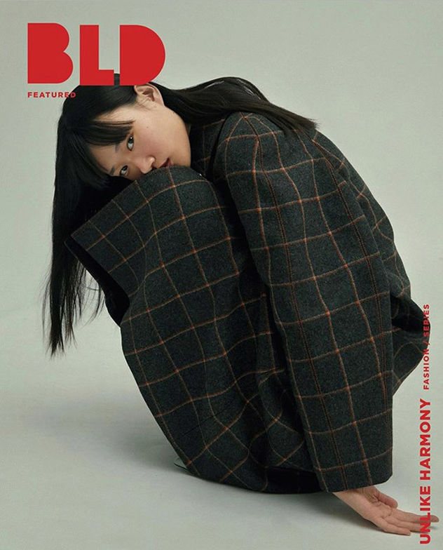 BIGOUDI Francesca Vigliarolo für Beautiful Blood Magazine