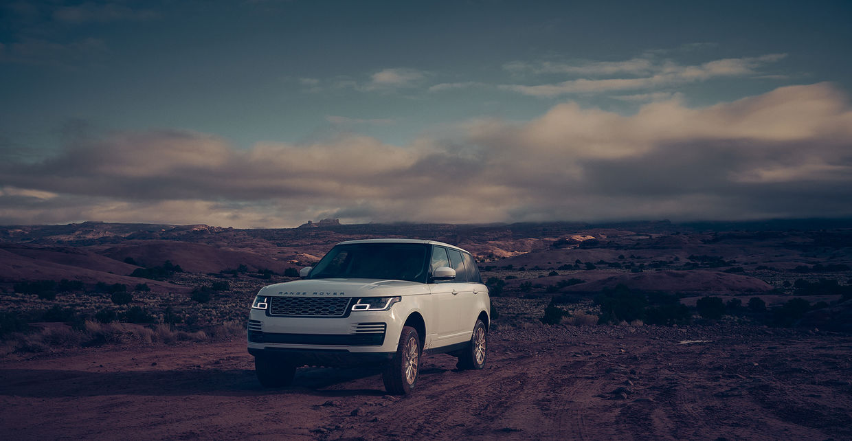 JONATHAN SCHULE - Land Rover