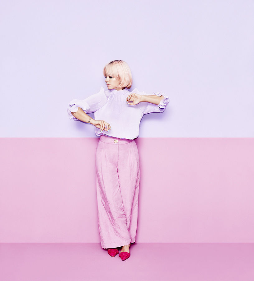 Lily Allen for Stylist Magazine by Tom van Schelven c/o MAKING PICTURES