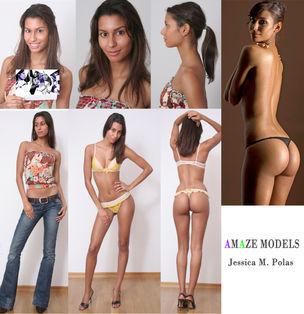 AMAZE MODELS : JESSICA