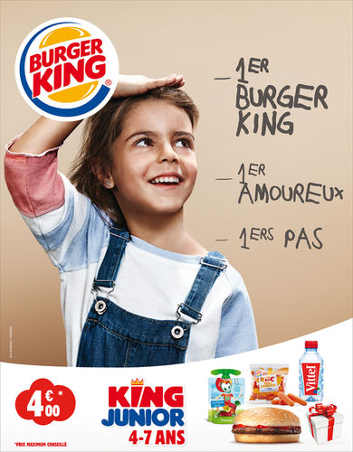 Burger King France by Achim Lippoth
