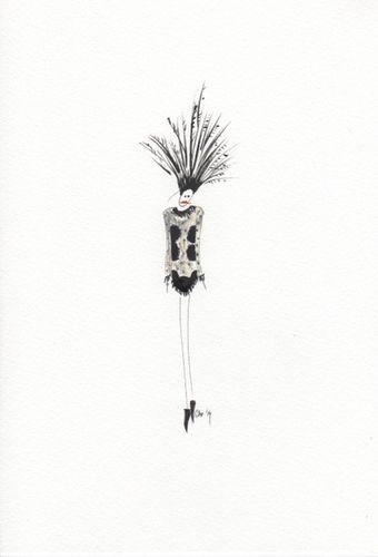OLAF BORCHARD - Illustrations