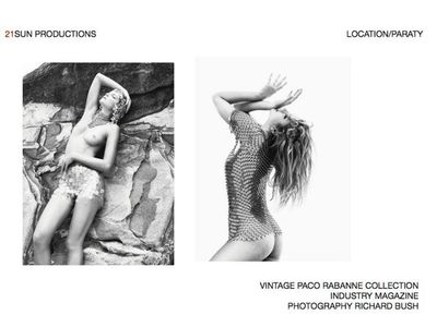 21 SUN PRODUCTIONS for INDUSTRY MAGAZINE