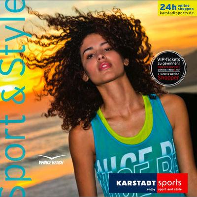 21 SUN PRODUCTIONS for KARSTADT SPORT