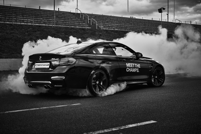 ROCKENFELLER & GöBELS: BMW DRIVING EXPERIENCE BY MICHAEL HAEGELE