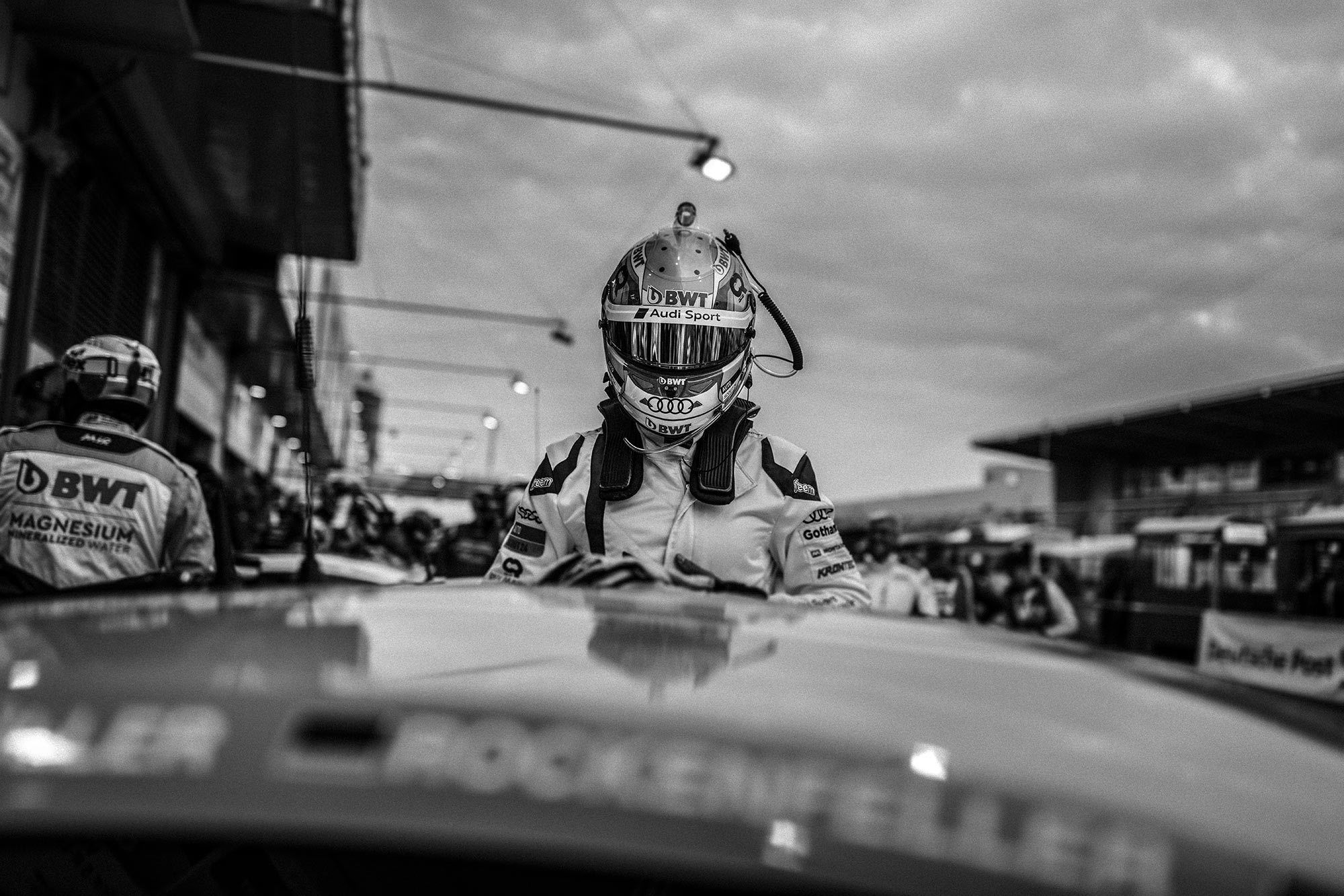 THOMAS SCHORN - BWT MOTORSPORT / REPRESENTED BY BANRAP