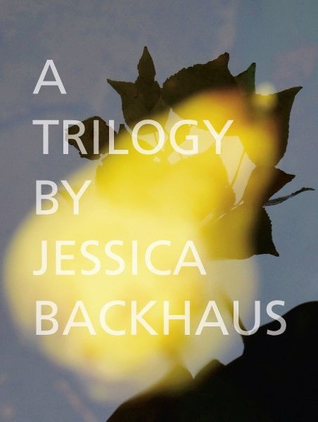 GoSee DEAL : A TRILOGY BY JESSICA BACKHAUS - buy the new book signed for you by the artist on GoSee