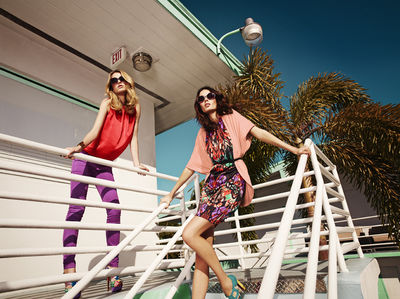 JANVIER BURGER & STASCH for COMMA SS 2013