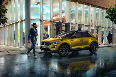 "SEVERIN WENDELER: ""Volkswagen T-Roc"" by HE&ME Heckl&Mennemann"