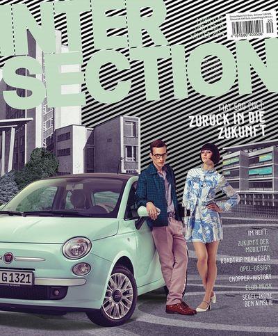 VIVA MODELS: Ramon von Roon for Intersection Magazine