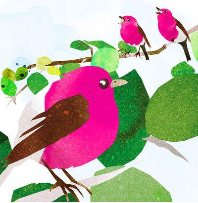 """Nina Tiefenbach """"Birdy"""""""