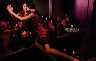 GLAMPR for SHANGRI LA HOTELS AND RESORTS