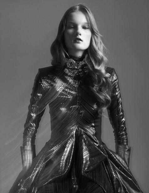 Kirsi Pyrhönen Exclusive for Vogue Italia Online 2010
