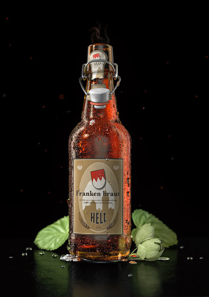 Beer scene  •  RALF KUNSTMANN ILLUSTRIERT...