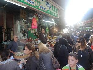GOSEE : Carmel Market, Tel Aviv