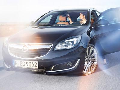 Opel Onstar by Uwe Böhm