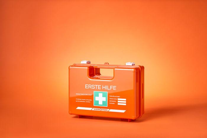 Erste Hilfe Koffer  - Janik Gensheimer