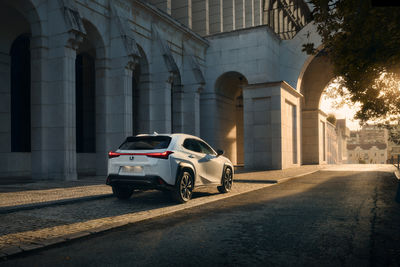 CHIMNEY GROUP : Lexus UX