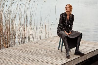 ELIN SVENSSON for DAMERNAS VÄRLD