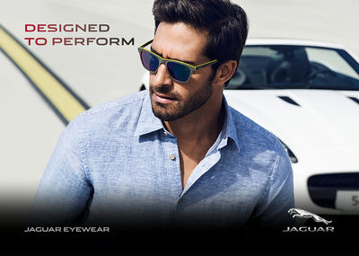 HILLE PHOTOGRAPHERS: Anja BOXHAMMER for JAGUAR Eyewear Campaign 2015